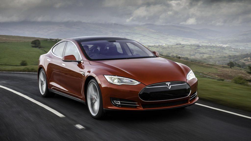 De Tesla Model S is dus best een mooie wagen