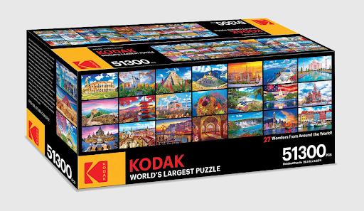 kodak - 27 wonders from around the world