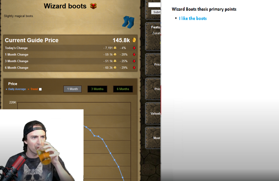 Wizard Boots are going to be worth the same as Ranger Boots! - Reddit post by u/Silvontoff